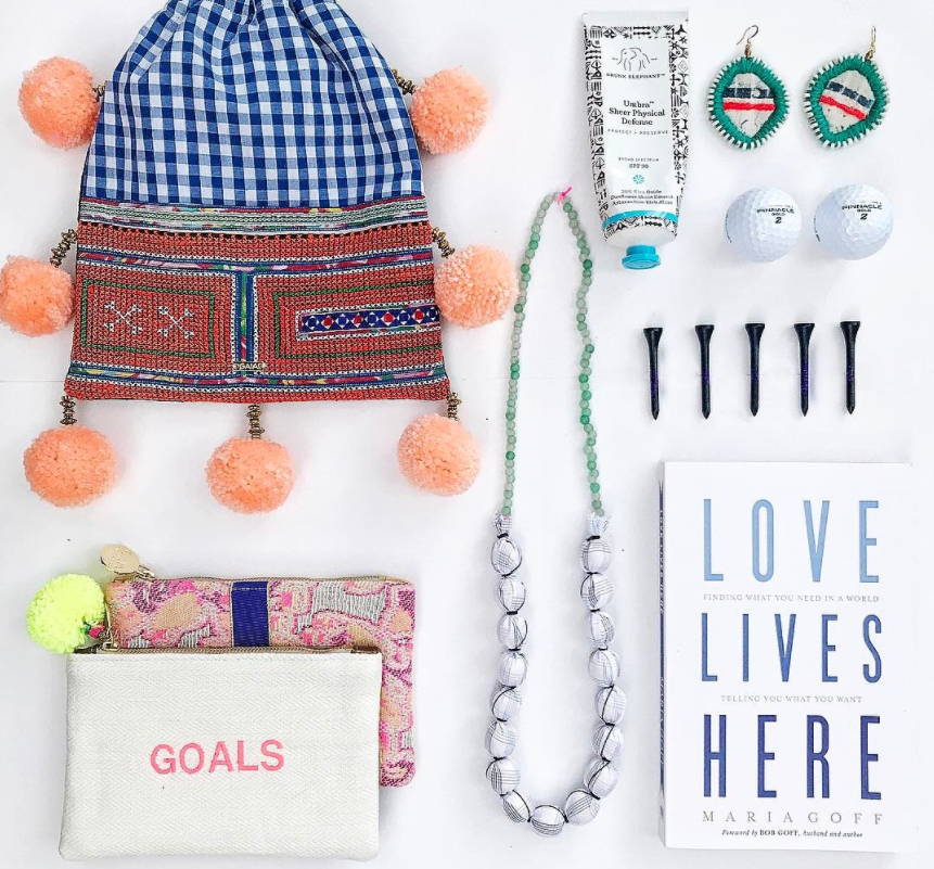Refugees resettled in Dallas have the opportunity to become self-sufficient through Gaia Empowered Women. They make a  variety of pouches  and other items out of vintage or handwoven textiles for a unique product helping them to find empowerment through employment. These are great options for plastic-free road trips and traveling!