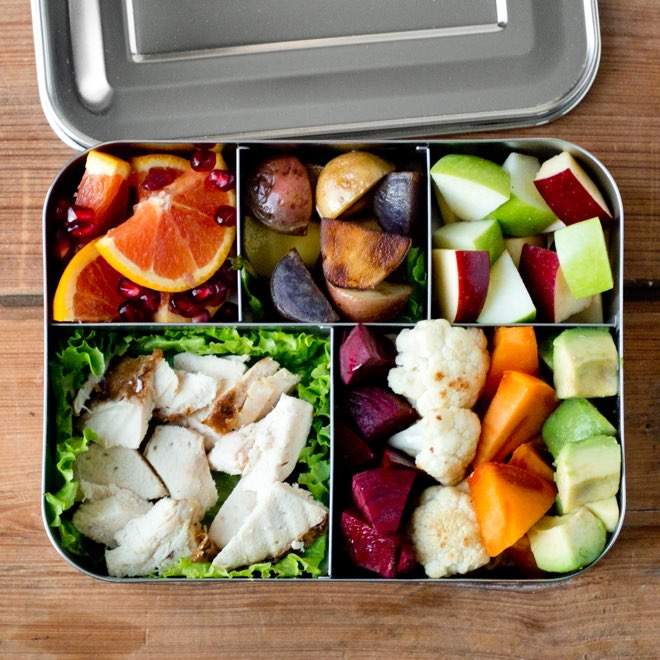 LunchBots offers a variety of high-quality, stainless steel products to make lunch on the go much easier. Whether they're for you, your husband, your kids, they have a lunch box for every person and every food!