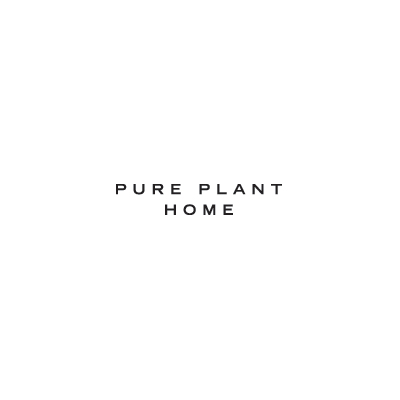 PURE PLANT HOME - Handmade vegan candles hand-poured using an exclusive blend of coconut vegetable wax and real essential oils. No petrochemicals, synthetic fragrance, artificial dyes or colorant. What you use on your skin is absorbed, what you inhale is absorbed. Each candle is created for good health and longevity.
