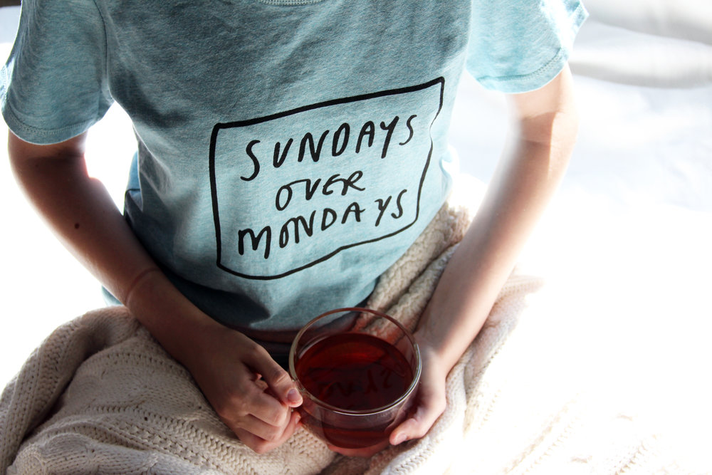 Sundays over Mondays