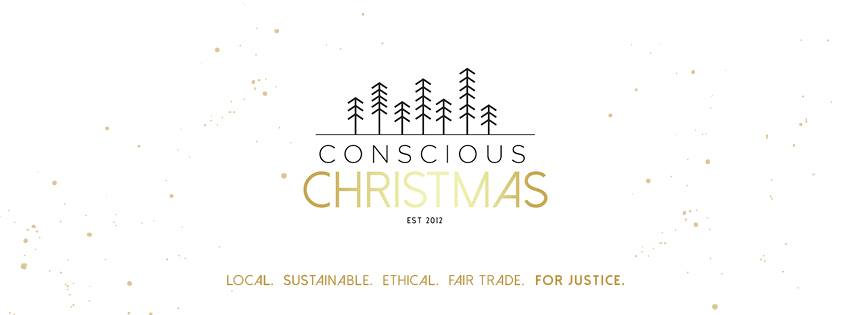 Conscious-Christmas is a holiday shopping event that fights human trafficking!