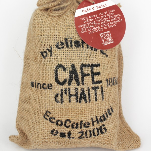 This coffee from Haiti is award-winning, organically grown, and quality-made.