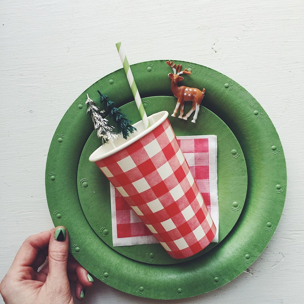 Susty products are festive and colorful, but more importantly, they are plastic-free, non-toxic, created from renewable or recycled content, and designed to biodegrade in a home or industrial compost.