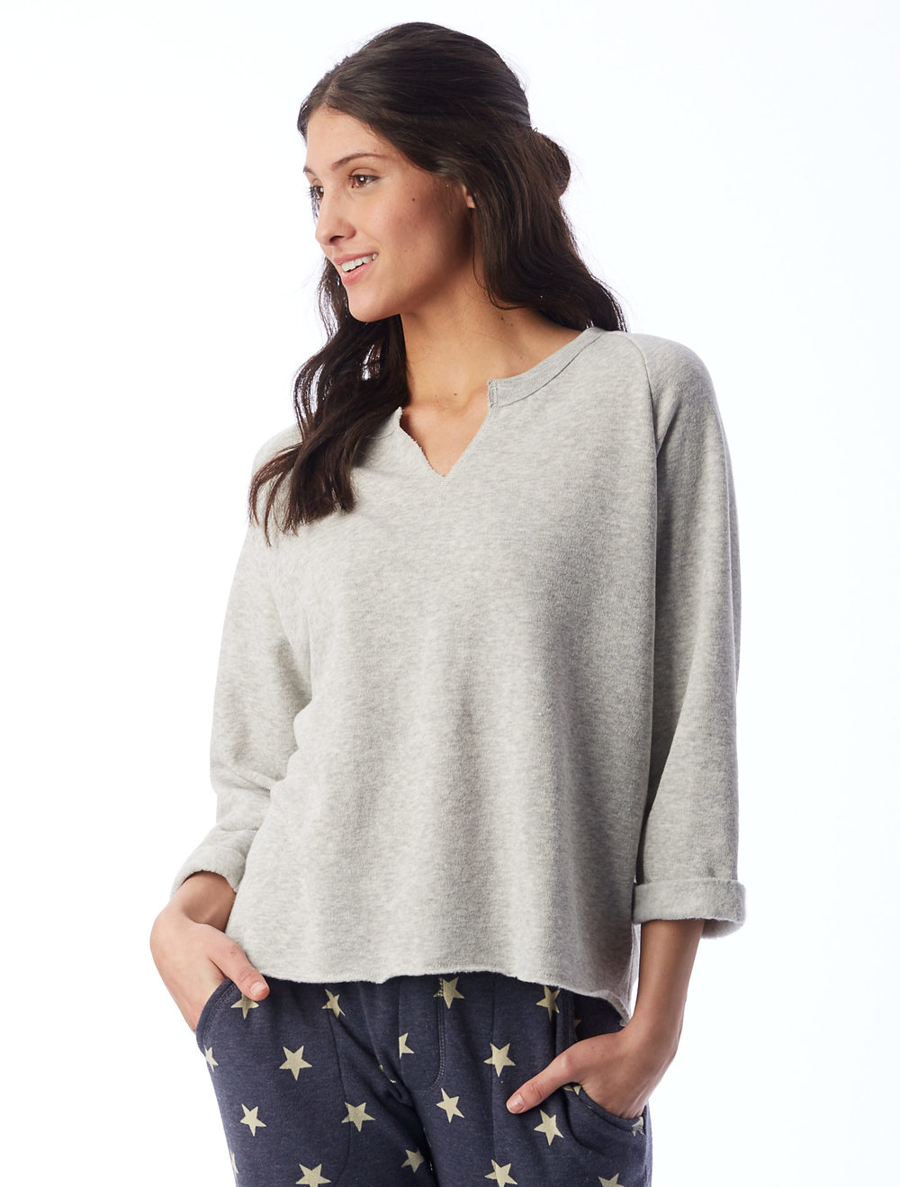 sustainable organic cotton ethically made sweater