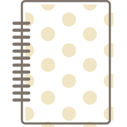 Stylish notebook-256px.png