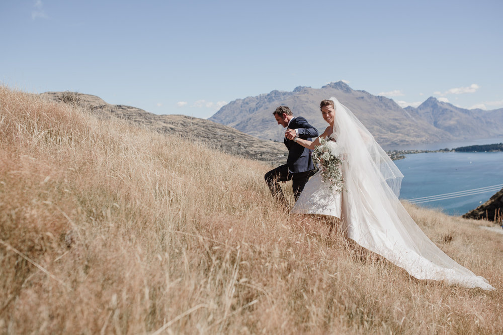 NZ High Country wedding venue Queenstown New Zealand