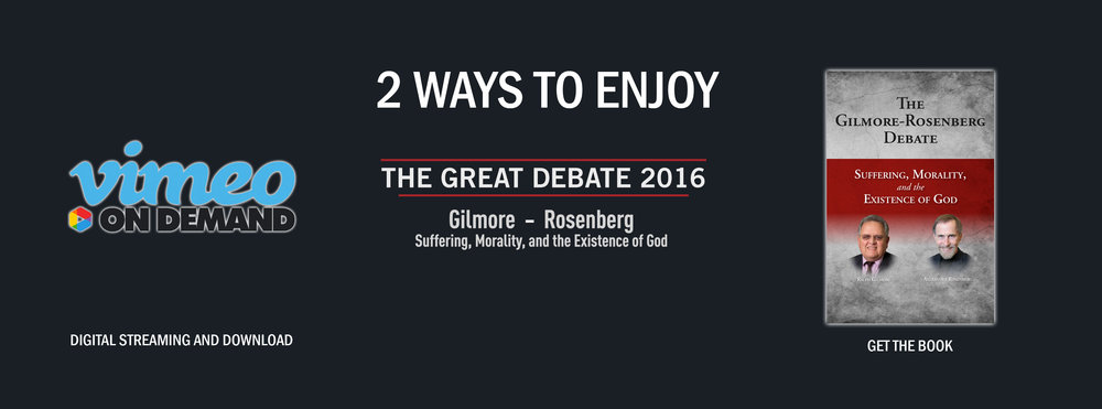 The Gilmore - Rosenberg Debate
