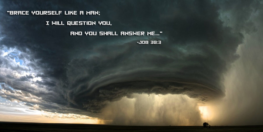 God's Matchless Questions
