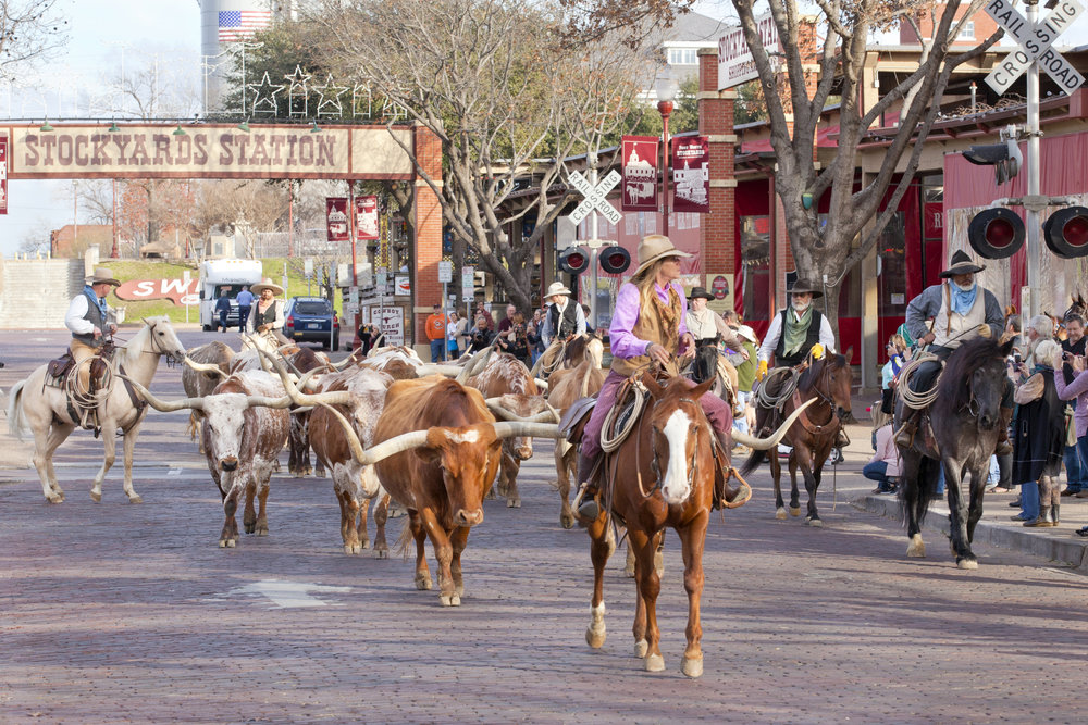 Fort Worth is a great place to live & work!