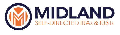 midland self-directed iras & 1031s logo