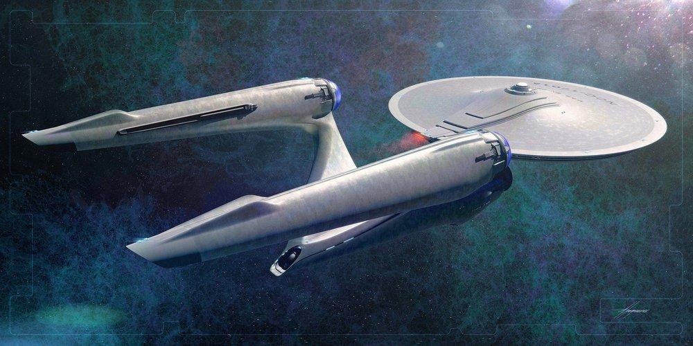 USS Enterprise - Concept Design