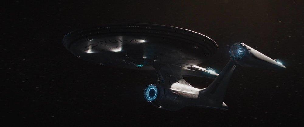 USS Enterprise - Final