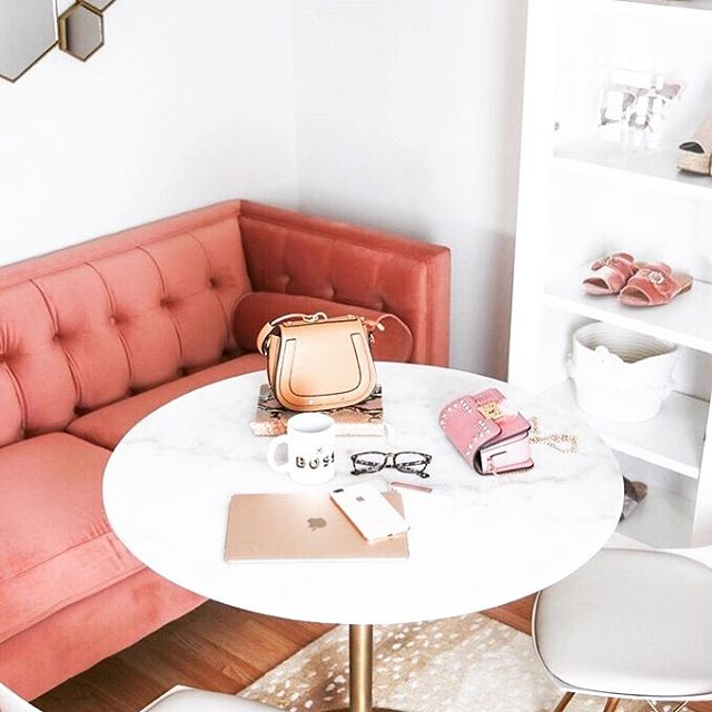 Now that I'm back to business, I'm constantly looking for new ideas and decorative inspiration for my home office.  I love couches so the space must have a couch and lots of natural light.  Drop a line of some of your fave home decor spots in Toronto! . . . . . . . #homedecor #yyz #officedesign #officedecor #couchstyle #artisticspace #design #home #cozy #furniture #officespace #worklifebalance #lawyerlife #bloggerstyle #inspo #iginteriors #torontofashionblogger #pinterestdecor #pinterestinspired