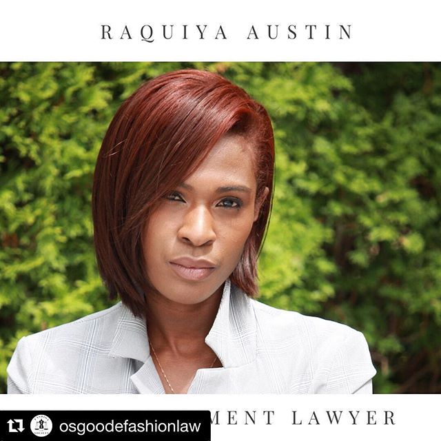 Super excited to be apart of @osgoodefashionlaw society's annual panel to discuss current issues in fashion law this Wednesday! I'm humbled and honoured to speak alongside other industry professionals in #Toronto and #California, who I admire immensely! ✨ Shoutout to @osgoodefashionlaw for putting on such a awesome event! I'm looking forward to it! ✨ This is also a testament to God's grace and hard work. I'm so grateful that I get up everyday and practice in an industry that I love! Happy Monday! . . . . . . . . . . #fashionlawyer #entertainmentattorney #lawyerlife #bosschick #supportcreativity #attitudeofgratitude #grateful #mondaymotivation #entrepreneurlife #bossup #thesix #redhairdontcare #fashionista #torontofashion #supportlocal #blkcreatives #blackentrepreneur