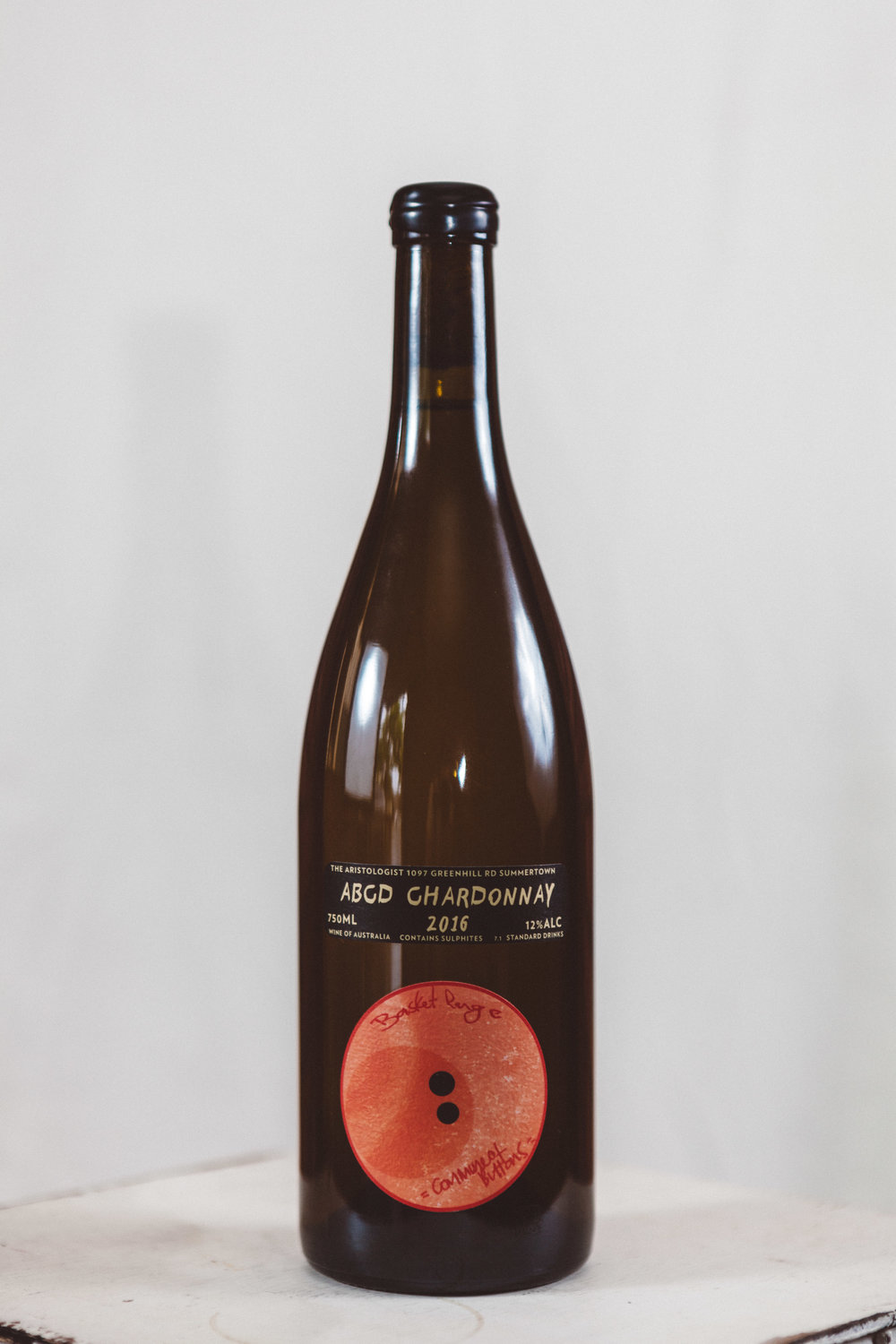 Commune of Buttons 'ABCD Chardonnay' 2016