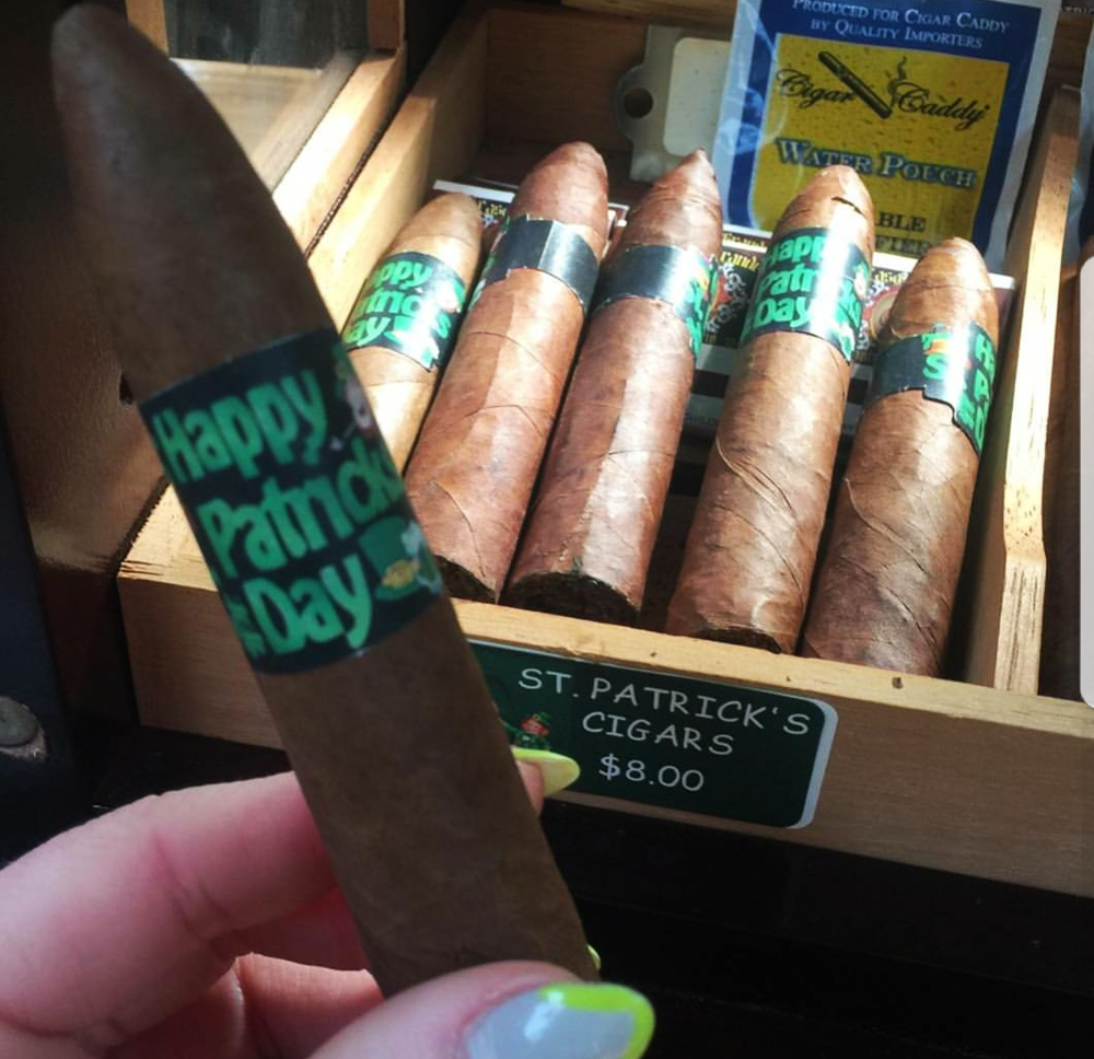 best st patricks day cigars