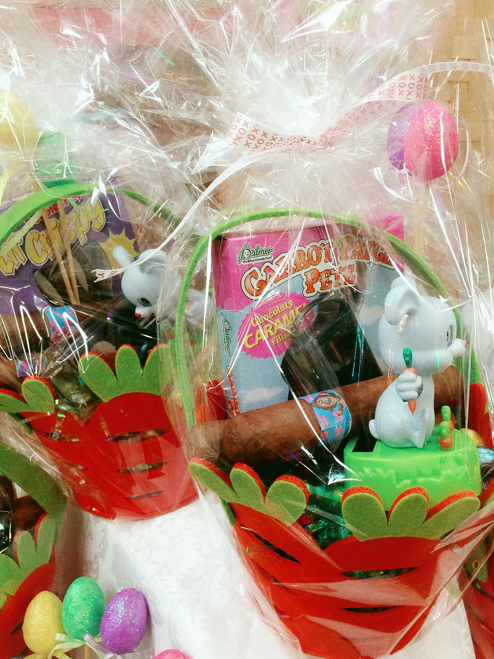 Easter Cigar Gift Baskets