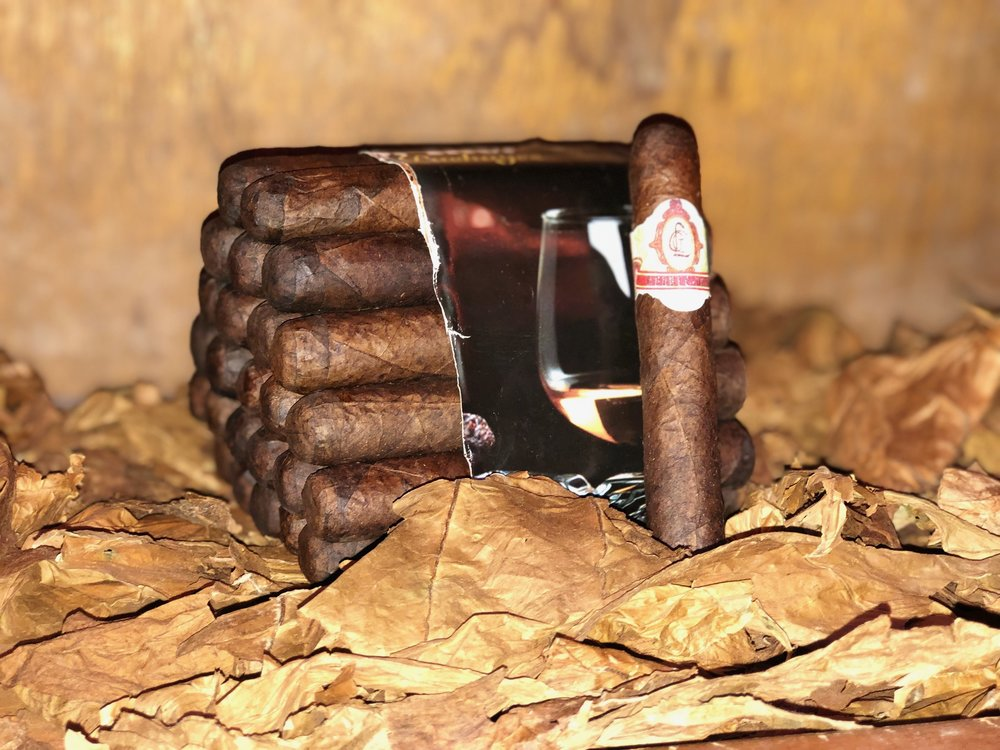 DOUBLE DARK ROBUSTO
