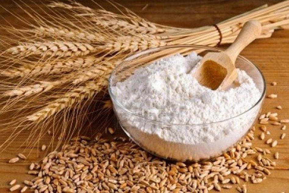Flour, Semolina, Yeast