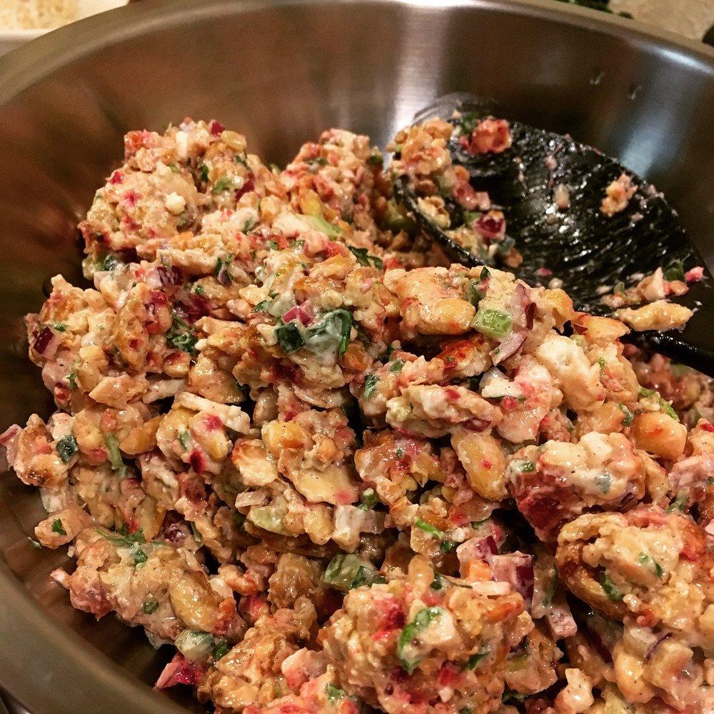 Tempeh Tuna Salad