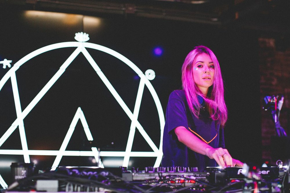 Alison Wonderland's Collaboration with Microsoft Is Out of This World -