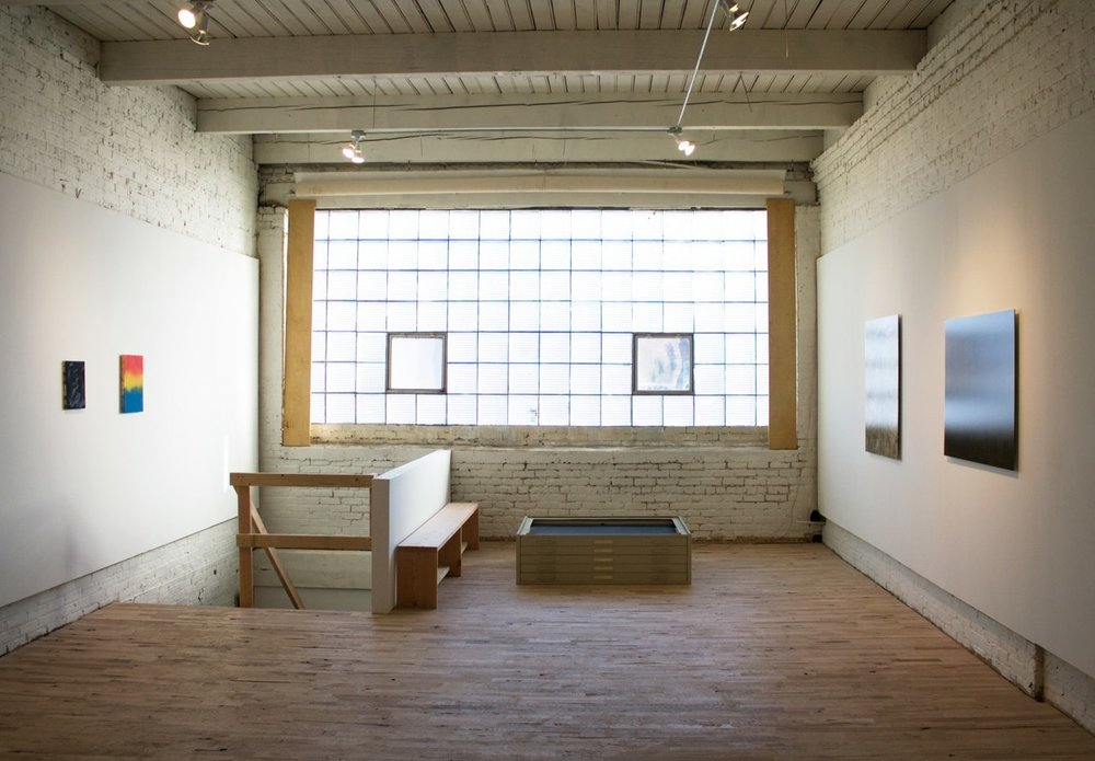 Installation image Alderman Exhibitions, Chicago IL