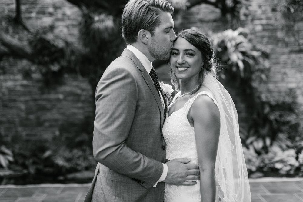 Brett & Sarah Schenk