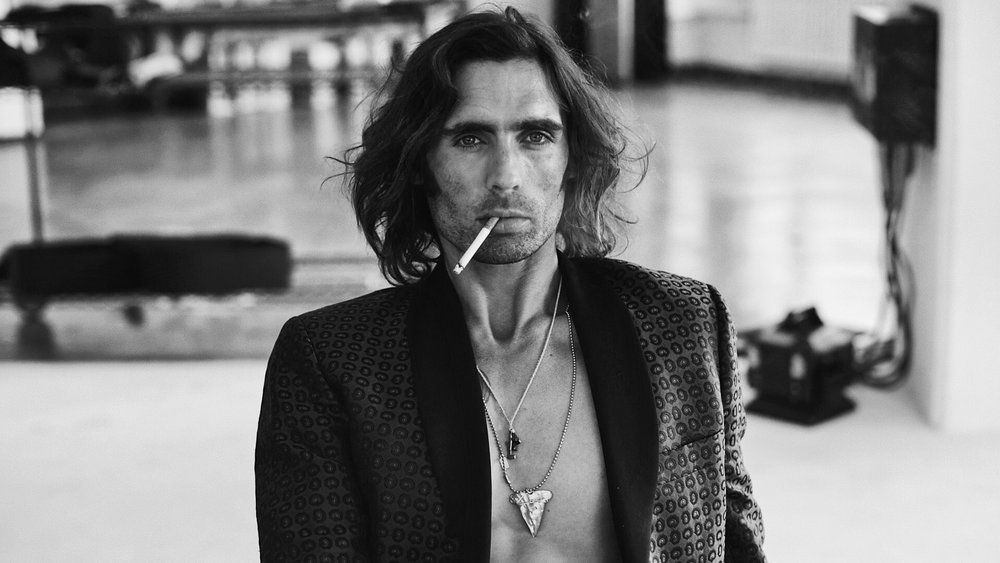 Video Still of Tyson Ritter by Lily Cummings