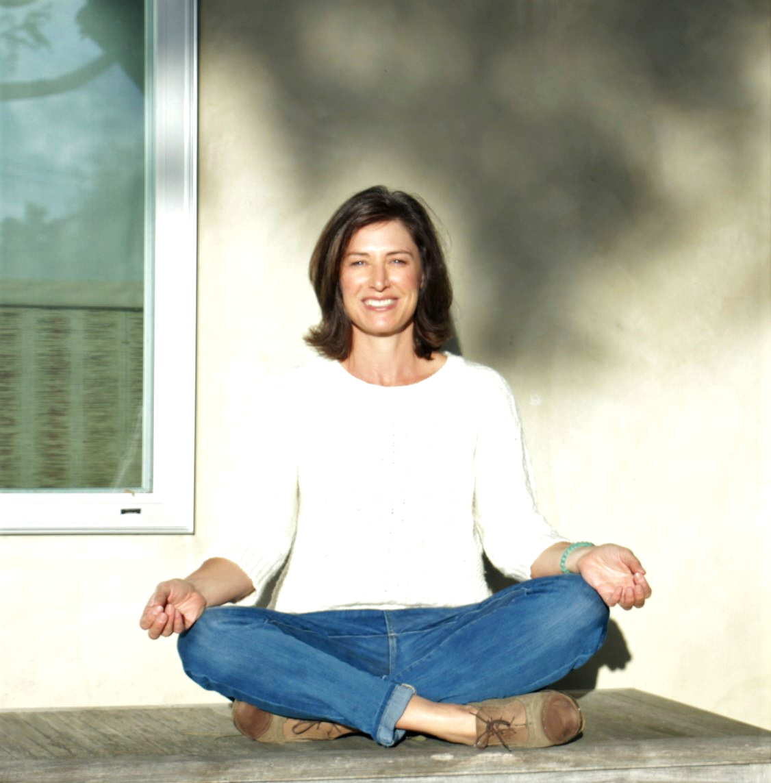 Yoga, Tantric philosophy, and corporate yoga with Krista Percival