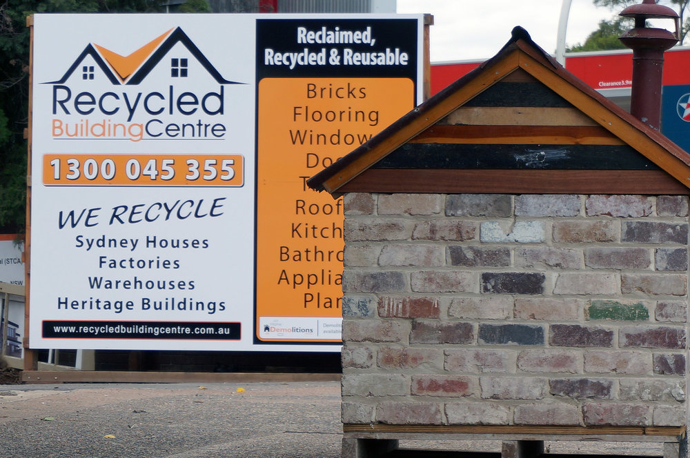 Second Hand Bricks Australia