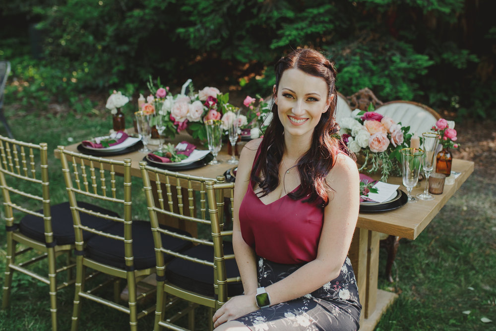 Claire Thompson - Wedding Coordinator & Office Manager