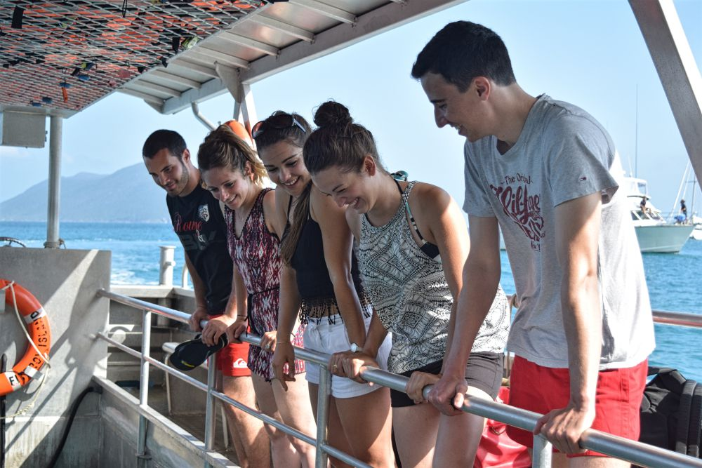 Glass Bottom Boat Tours - WET or DRY
