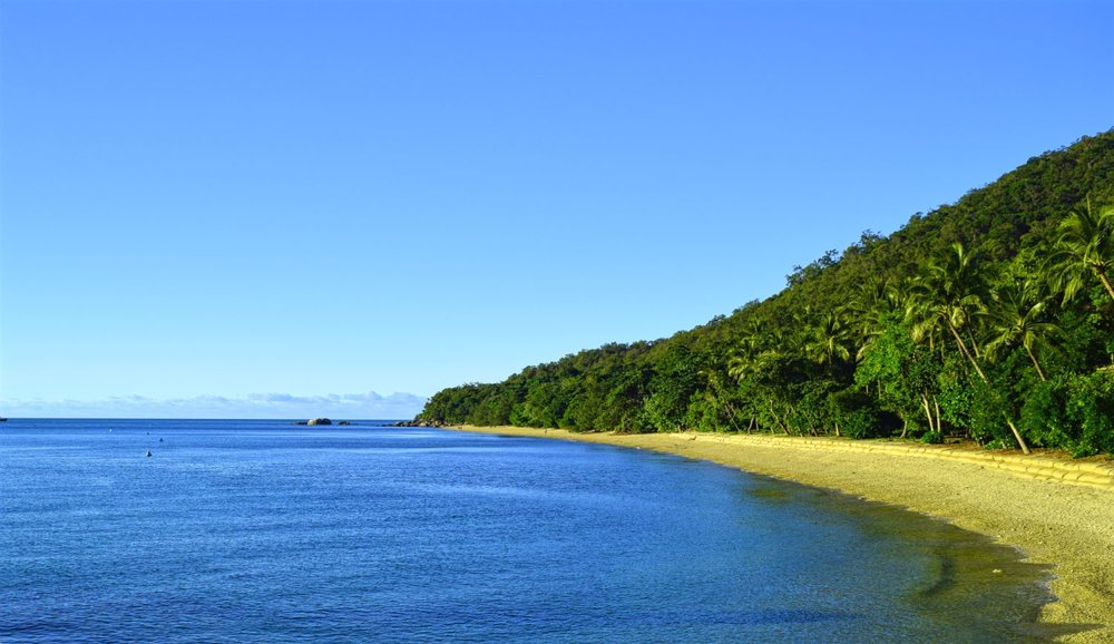 Fitzroy Island - Welcome Bay
