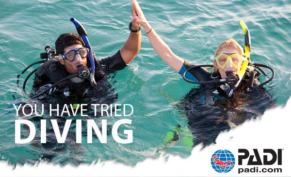 CDC and FIDC are 5 star PADI training facilities