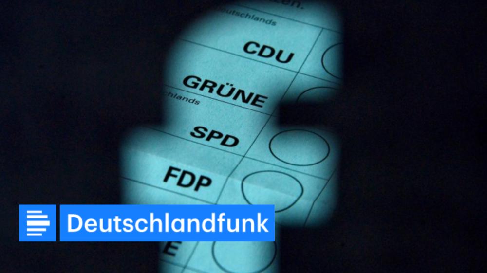Deutschlandfunk Streitkultur: - Kann das Netz die Wahl entscheiden? Julius van de Laar vs. Mathias König. Hier das Gespräch zum Nachhören