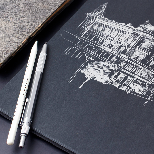 High Quality Details - Show your sketch with a professional way. Any kind of content fits great with these mockups. All of them high resolution and you can use them for any type of project.
