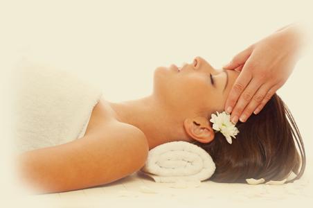 Huidverbeterende massage