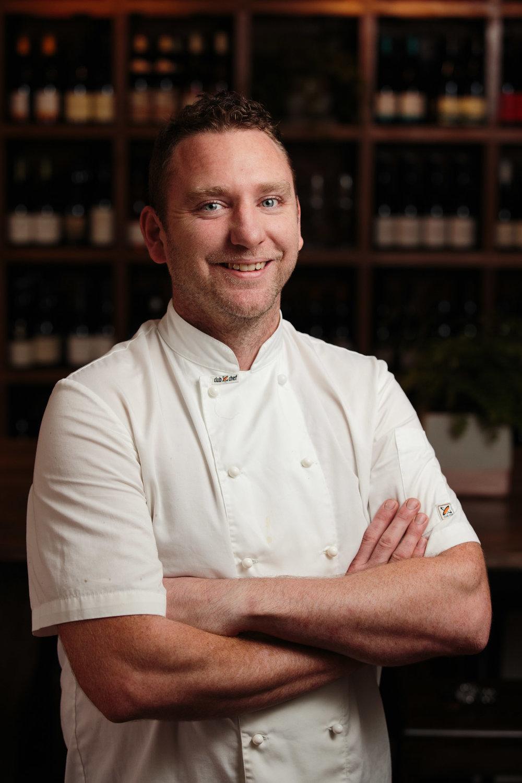 Steven Nelson Chef/Proprietor