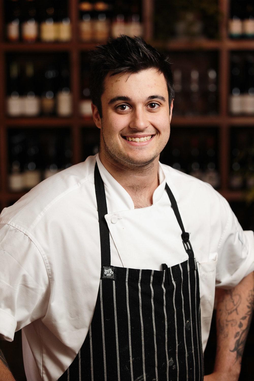 Nick Deligiannis Sous Chef