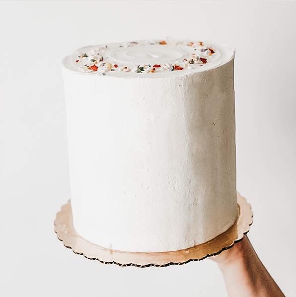 Gorgeous gluten free cake