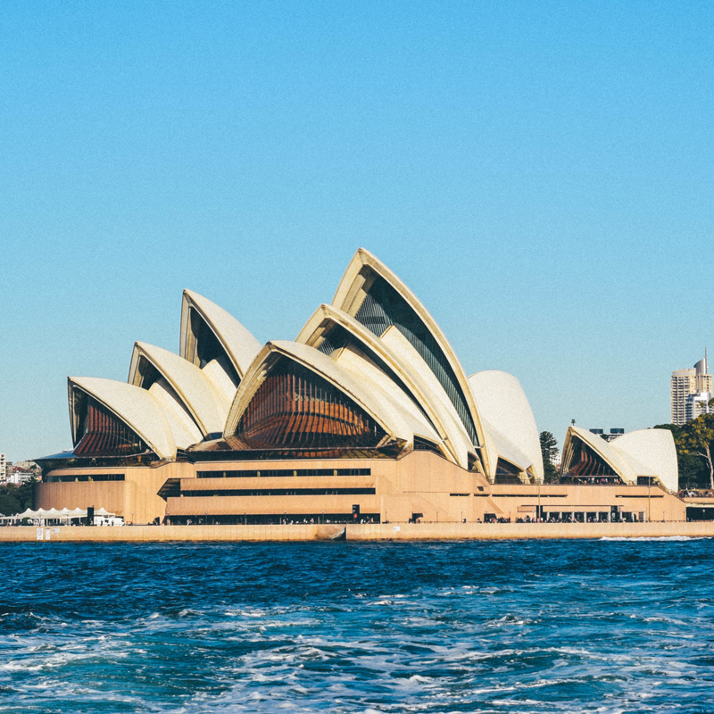 Sydney CBD 9 minutes drive