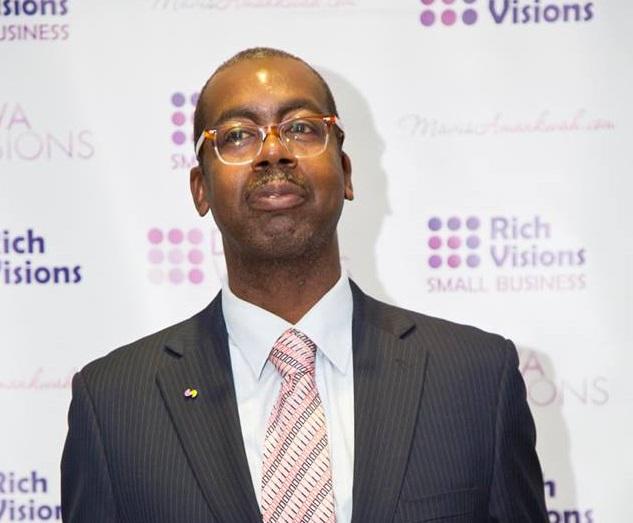 Patrick Vernon OBE - Non Executive Director