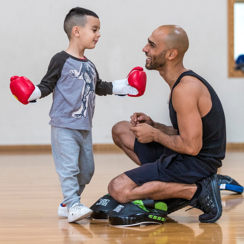 Action Youth Boxing Intervention