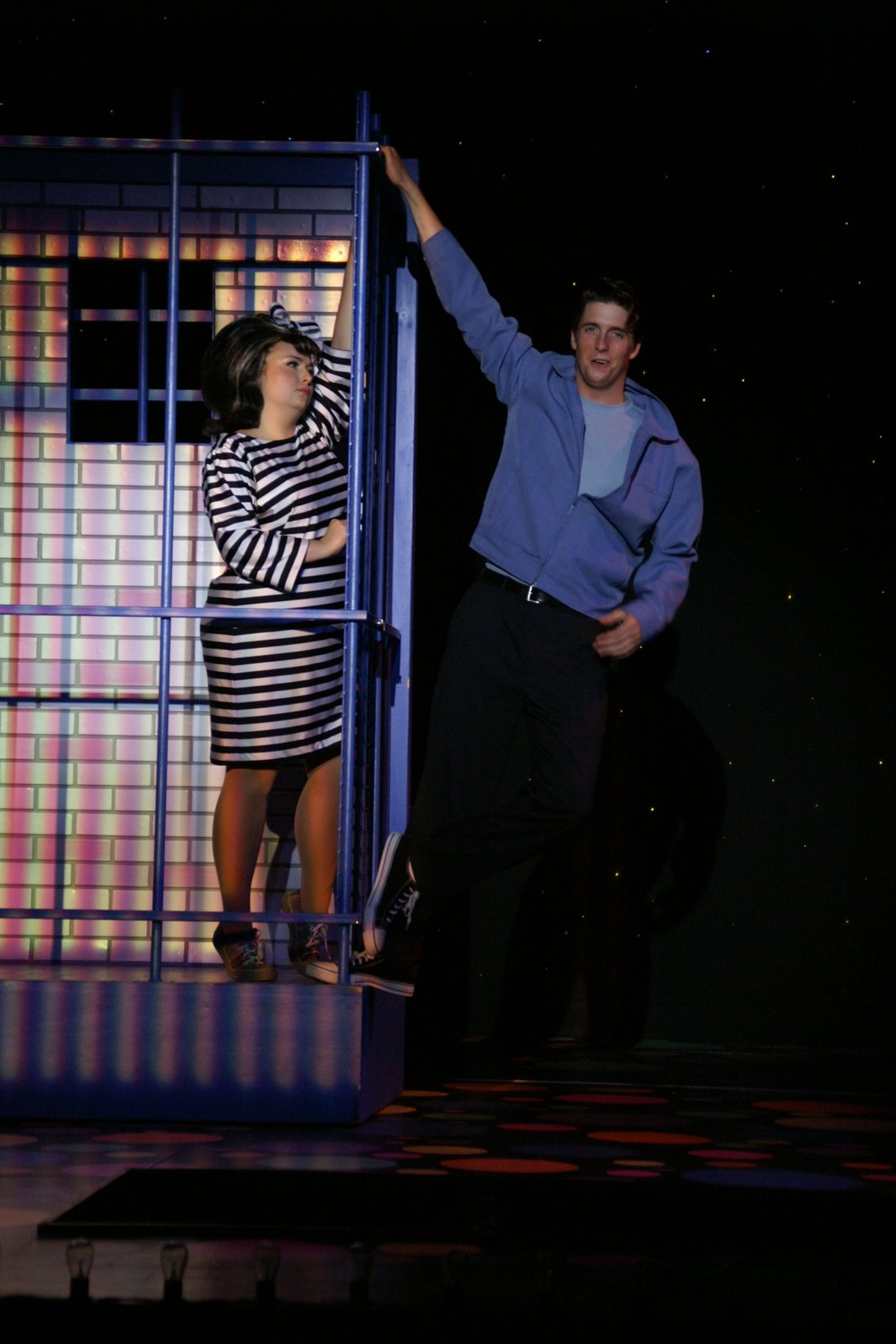 Alison-Faircloth-as-Tracy-Turnblad-with-Colin-Campbell-as-Link-Larkin-in-The-Big-Dollhouse.jpg