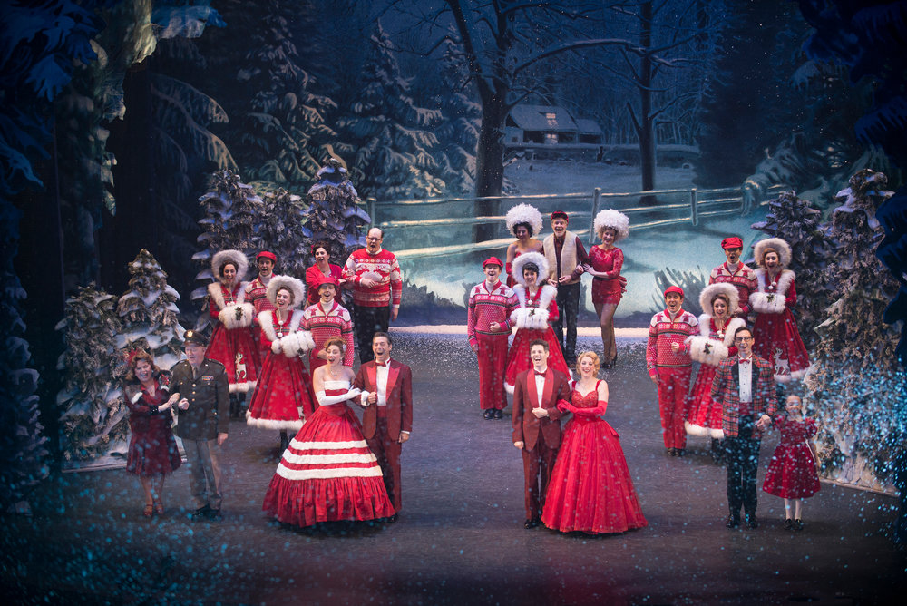 2017 White Christmas at the Music Hall - Photo by Gary Ng