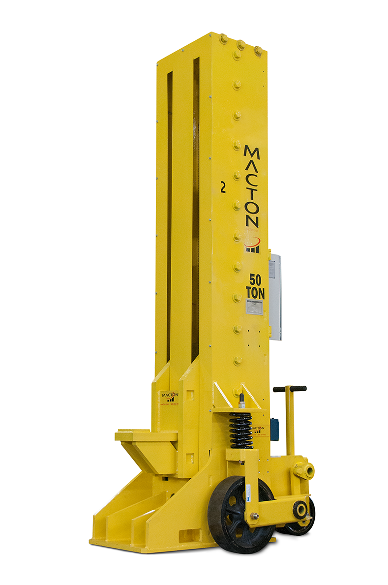 Portable Car Hoist and Jacking Systems