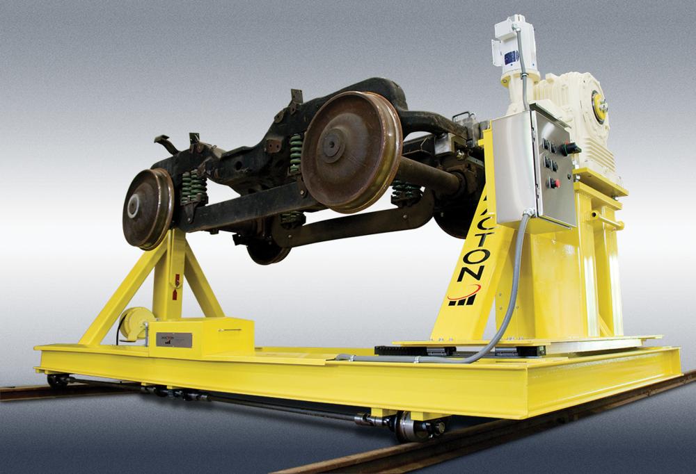 Truck Rotators