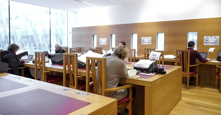 New Rylands Reading Room