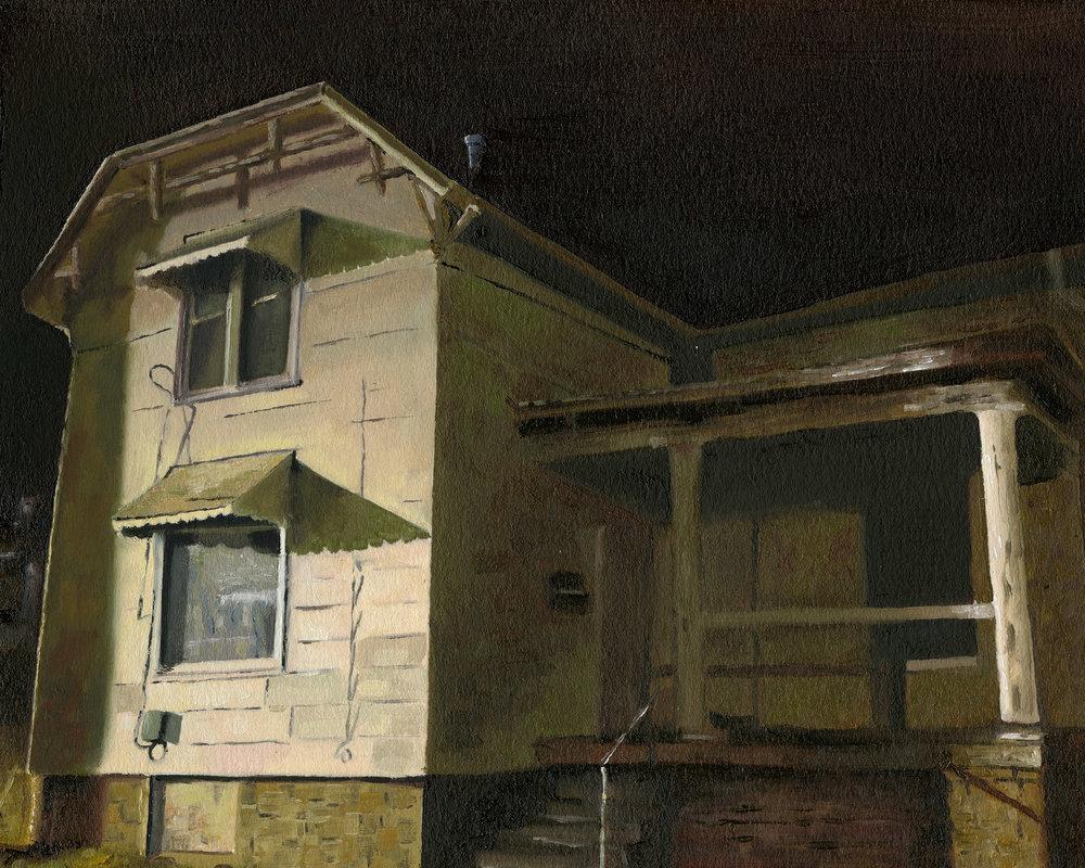 Derelict Home