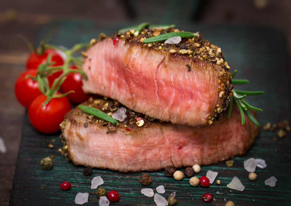 Grass Fed Tenderloin Filet